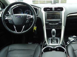 2015 Ford Fusion 2.0 TURBO. LEATHER. NAVI. SUNRF. PREM SOUND SEFFNER, Florida 24