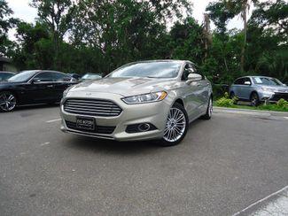2015 Ford Fusion 2.0 TURBO. LEATHER. NAVI. SUNRF. PREM SOUND SEFFNER, Florida 7