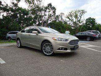 2015 Ford Fusion 2.0 TURBO. LEATHER. NAVI. SUNRF. PREM SOUND SEFFNER, Florida 9