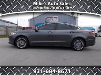 2015 Ford Fusion Titanium Shelbyville, TN