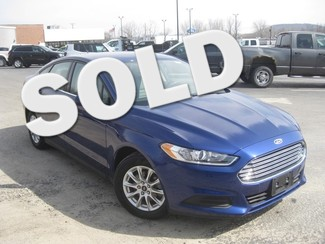 2015 Ford Fusion S in  .