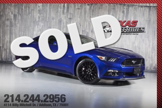 2015 Ford Mustang GT 5.0 Premium GT Performance Pkg. & Nav in Addison