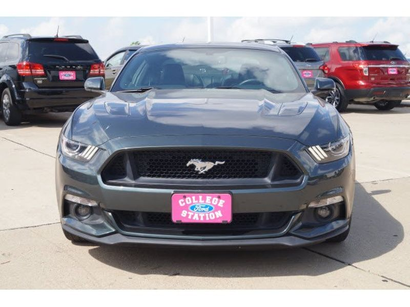 2015 Ford Mustang GT Premium  city TX  College Station Ford - Used Cars  in Bryan-College Station, TX