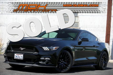 2015 Ford Mustang GT- PERFORMANCE PKG - MANUAL in Los Angeles