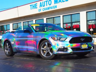 2015 Ford Mustang in Champaign Illinois