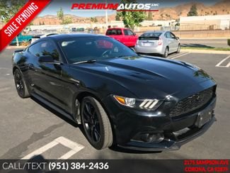 2015 Ford Mustang GT V8 - AUTOMATIC - FACTORY WARRANTY  | Corona, CA | Premium Autos Inc. in Corona CA