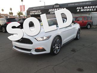 2015 Ford Mustang EcoBoost Premium Costa Mesa, California
