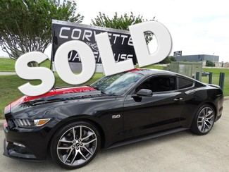 2015 Ford Mustang GT Premium Coupe 5.0 Auto NAV Alloys 9k! Dallas, Texas
