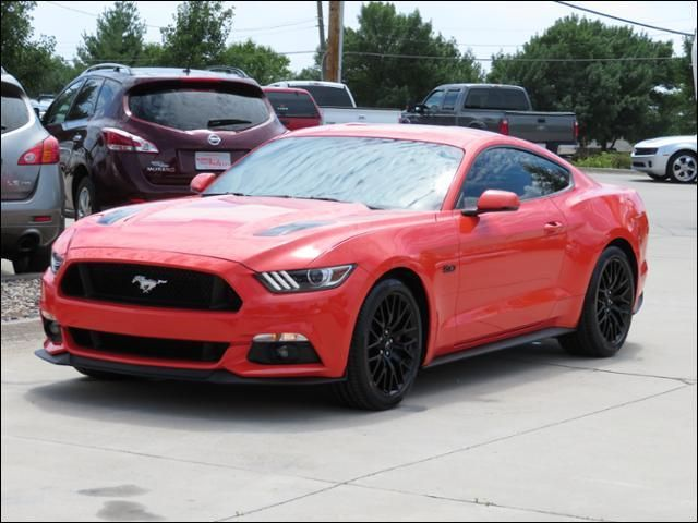 2015 Ford Mustang GT Premium Leather/Nav/BlackAlloys/Exhaust in Des Moines IA