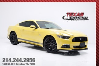 2015 Ford Mustang GT Premium Performance Pkg. With Recaro Seats & Nav in Carrollton