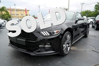2015 Ford Mustang EcoBoost Hialeah, Florida