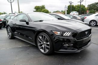 2015 Ford Mustang EcoBoost Hialeah, Florida 2