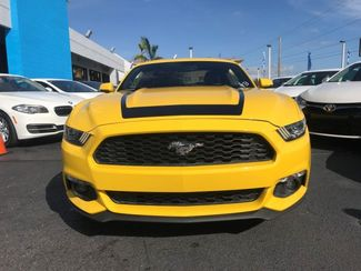 2015 Ford Mustang EcoBoost Hialeah, Florida 1