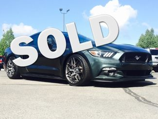 2015 Ford Mustang GT Premium Coupe LINDON, UT
