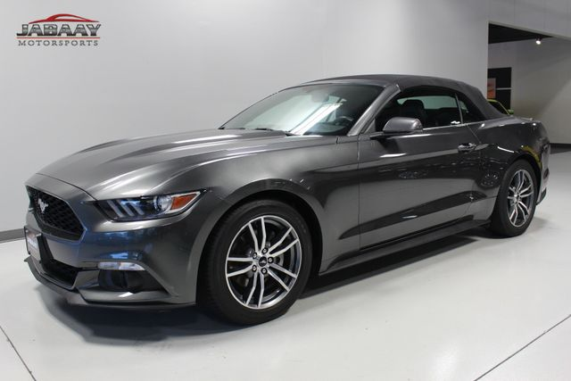 2015 Ford Mustang EcoBoost Premium Merrillville, Indiana 27