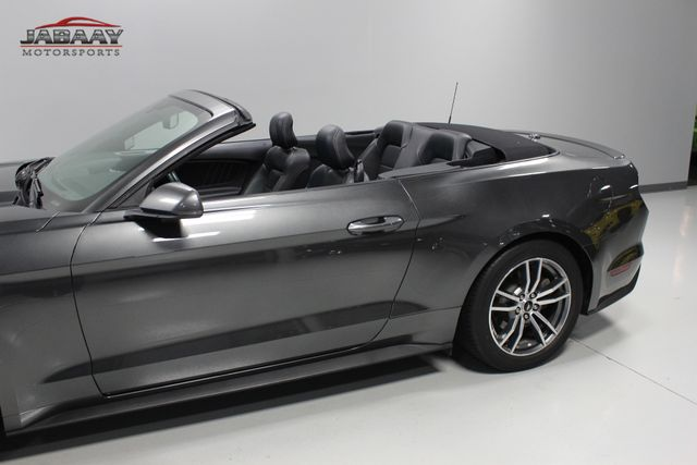 2015 Ford Mustang EcoBoost Premium Merrillville, Indiana 35