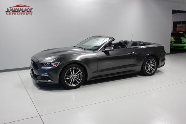 2015 Ford Mustang EcoBoost Premium Merrillville, Indiana 36