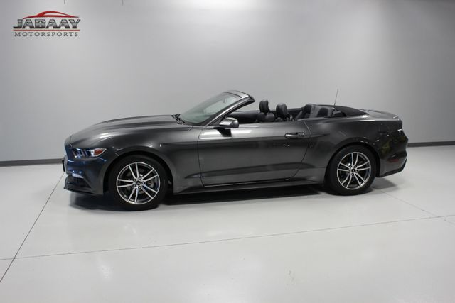 2015 Ford Mustang EcoBoost Premium Merrillville, Indiana 37