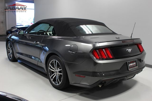 2015 Ford Mustang EcoBoost Premium Merrillville, Indiana 29