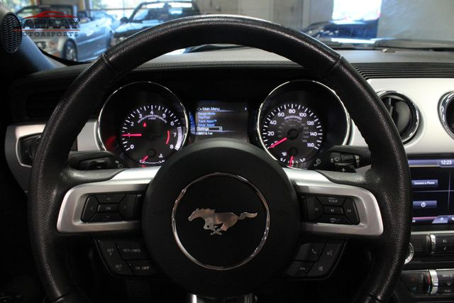 2015 Ford Mustang EcoBoost Premium Merrillville, Indiana 17