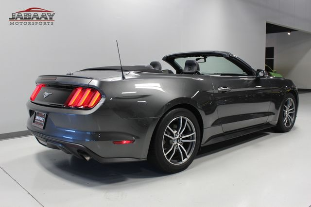 2015 Ford Mustang EcoBoost Premium Merrillville, Indiana 4