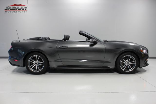 2015 Ford Mustang EcoBoost Premium Merrillville, Indiana 5