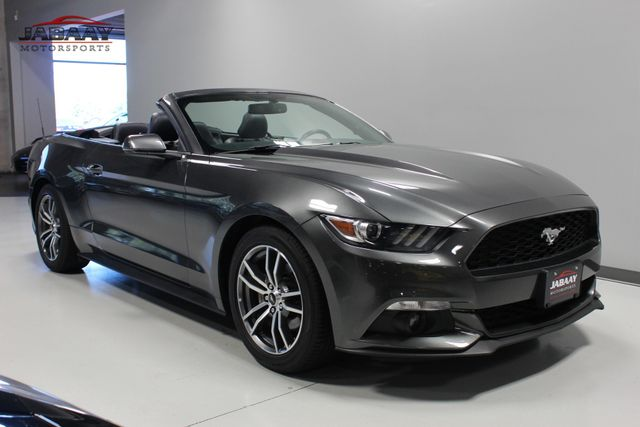 2015 Ford Mustang EcoBoost Premium Merrillville, Indiana 6