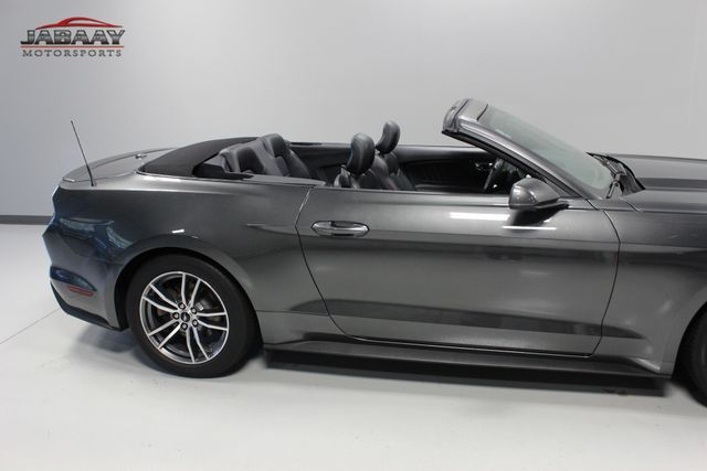 2015 Ford Mustang EcoBoost Premium Merrillville, Indiana 40