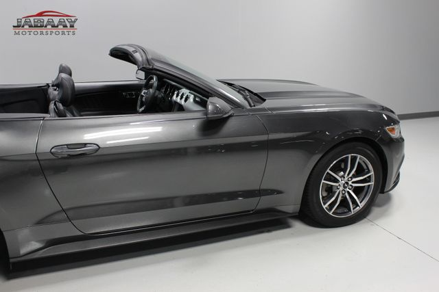 2015 Ford Mustang EcoBoost Premium Merrillville, Indiana 41