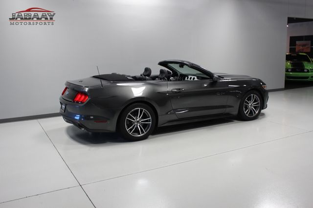 2015 Ford Mustang EcoBoost Premium Merrillville, Indiana 42