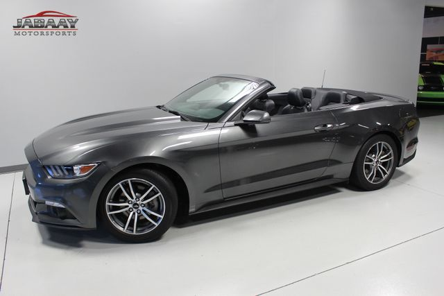 2015 Ford Mustang EcoBoost Premium Merrillville, Indiana 31
