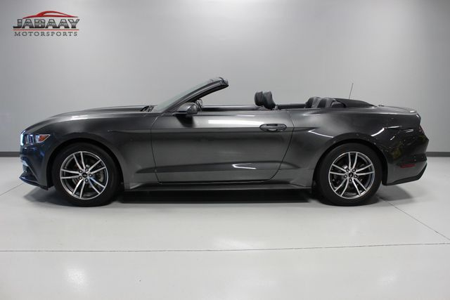 2015 Ford Mustang EcoBoost Premium Merrillville, Indiana 1