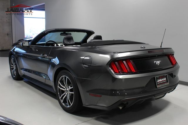 2015 Ford Mustang EcoBoost Premium Merrillville, Indiana 2