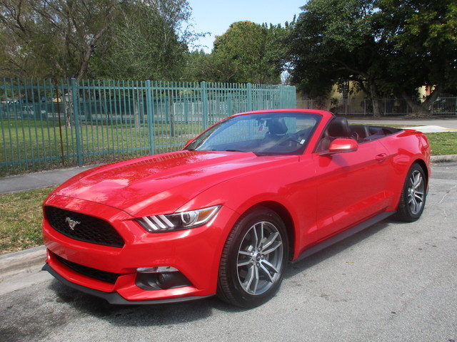 2015 Ford Mustang EcoBoost Premium Come and visit us at oceanautosalescom for our expanded invent