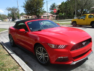2015 Ford Mustang EcoBoost Premium Miami, Florida 15