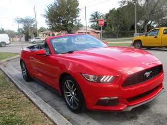 2015 Ford Mustang EcoBoost Premium Miami, Florida 2