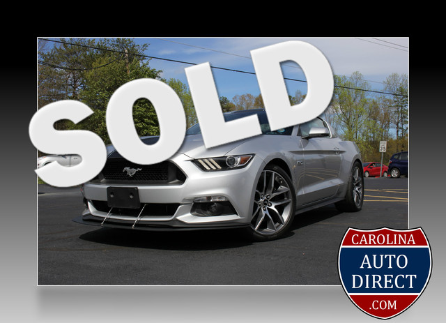 2015 Ford Mustang GT Premium-SUPERCHARGER-EXHAUST!! Mooresville , NC 0
