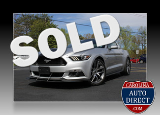 2015 Ford Mustang GT Premium-SUPERCHARGER-EXHAUST!! Mooresville , NC