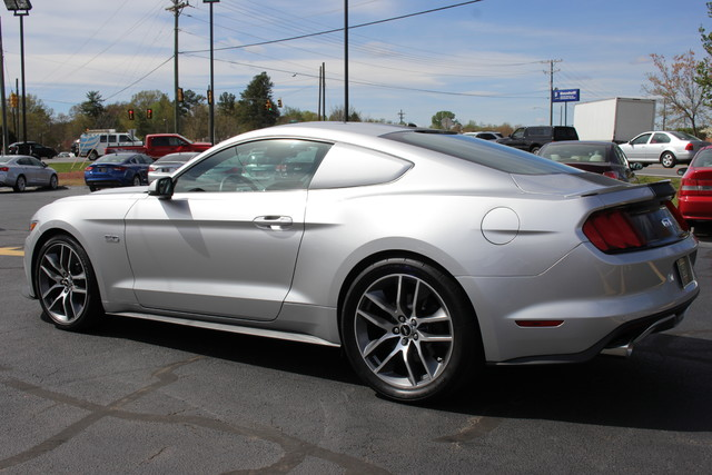 2015 Ford Mustang GT Premium-SUPERCHARGER-EXHAUST!! Mooresville , NC 4