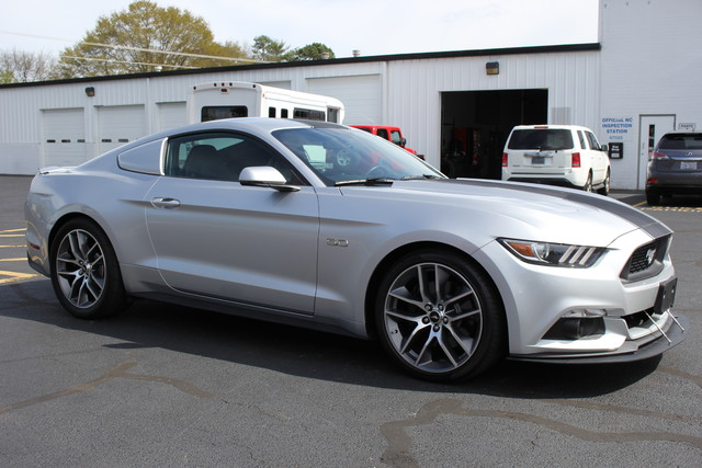 2015 Ford Mustang GT Premium-SUPERCHARGER-EXHAUST!! Mooresville , NC 9