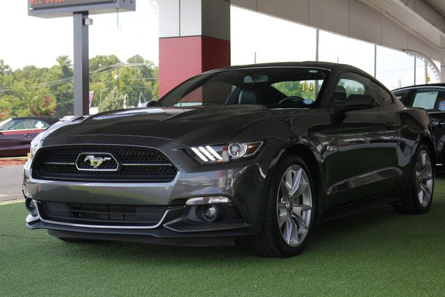 2015 Ford Mustang GT Premium 50TH ANNIVERSARY EDITION - NAVIGATION! Mooresville , NC 27
