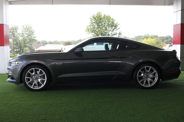 2015 Ford Mustang GT Premium 50TH ANNIVERSARY EDITION - NAVIGATION! Mooresville , NC 17