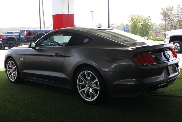 2015 Ford Mustang GT Premium 50TH ANNIVERSARY EDITION - NAVIGATION! Mooresville , NC 25