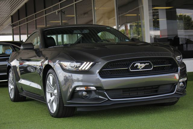 2015 Ford Mustang GT Premium 50TH ANNIVERSARY EDITION - NAVIGATION! Mooresville , NC 26