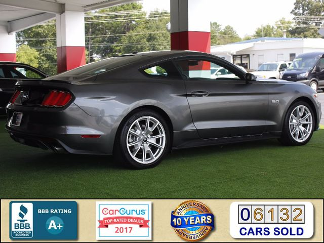 2015 Ford Mustang GT Premium 50TH ANNIVERSARY EDITION - NAVIGATION! Mooresville , NC 2
