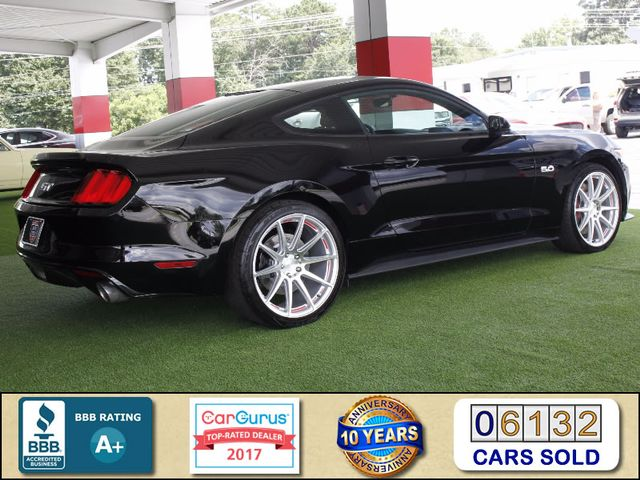 2015 Ford Mustang GT PERFORMANCE PKG - LOTS OF EXTRA$! Mooresville , NC 2