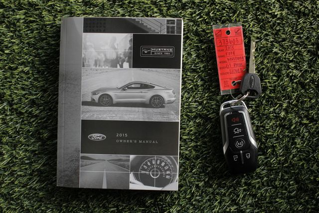 2015 Ford Mustang GT Premium 50TH ANNIVERSARY APPEARANCE PKG - NAV! Mooresville , NC 20