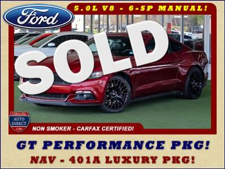 2015 Ford Mustang GT Premium - GT PERFORMANCE PKG! Mooresville , NC