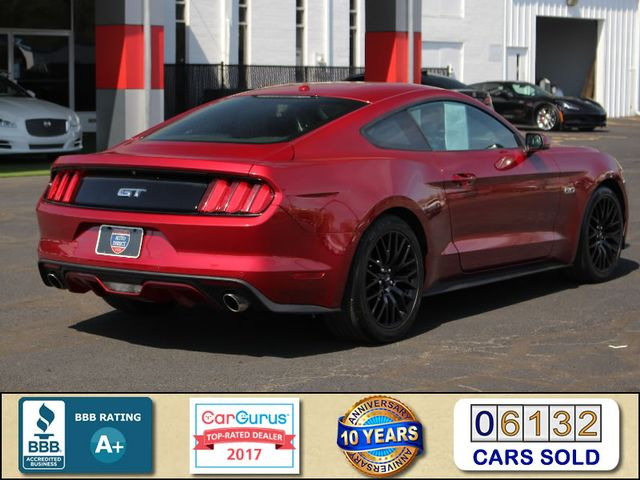 2015 Ford Mustang GT Premium - GT PERFORMANCE PKG! Mooresville , NC 2