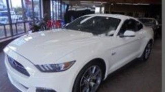 2015 Ford Mustang GT 50 Years Limited Edition San Antonio, Texas 6